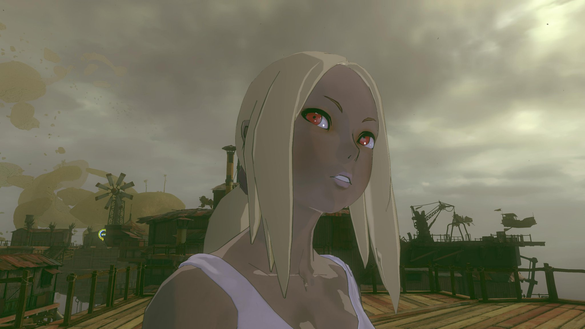Gravity Rush 2 Photo Mode not Working