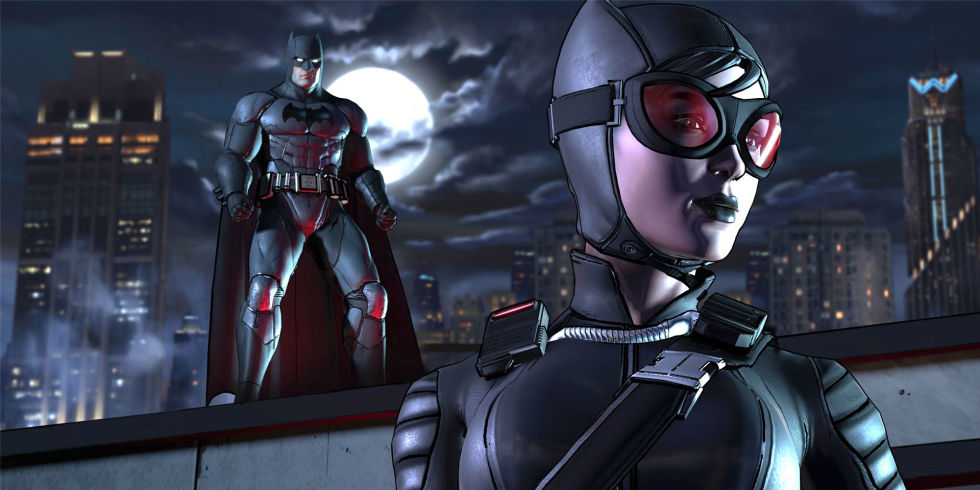 Batman: The Telltale Series, sadly doesn't feature Dark Knight Rises' Catwoman