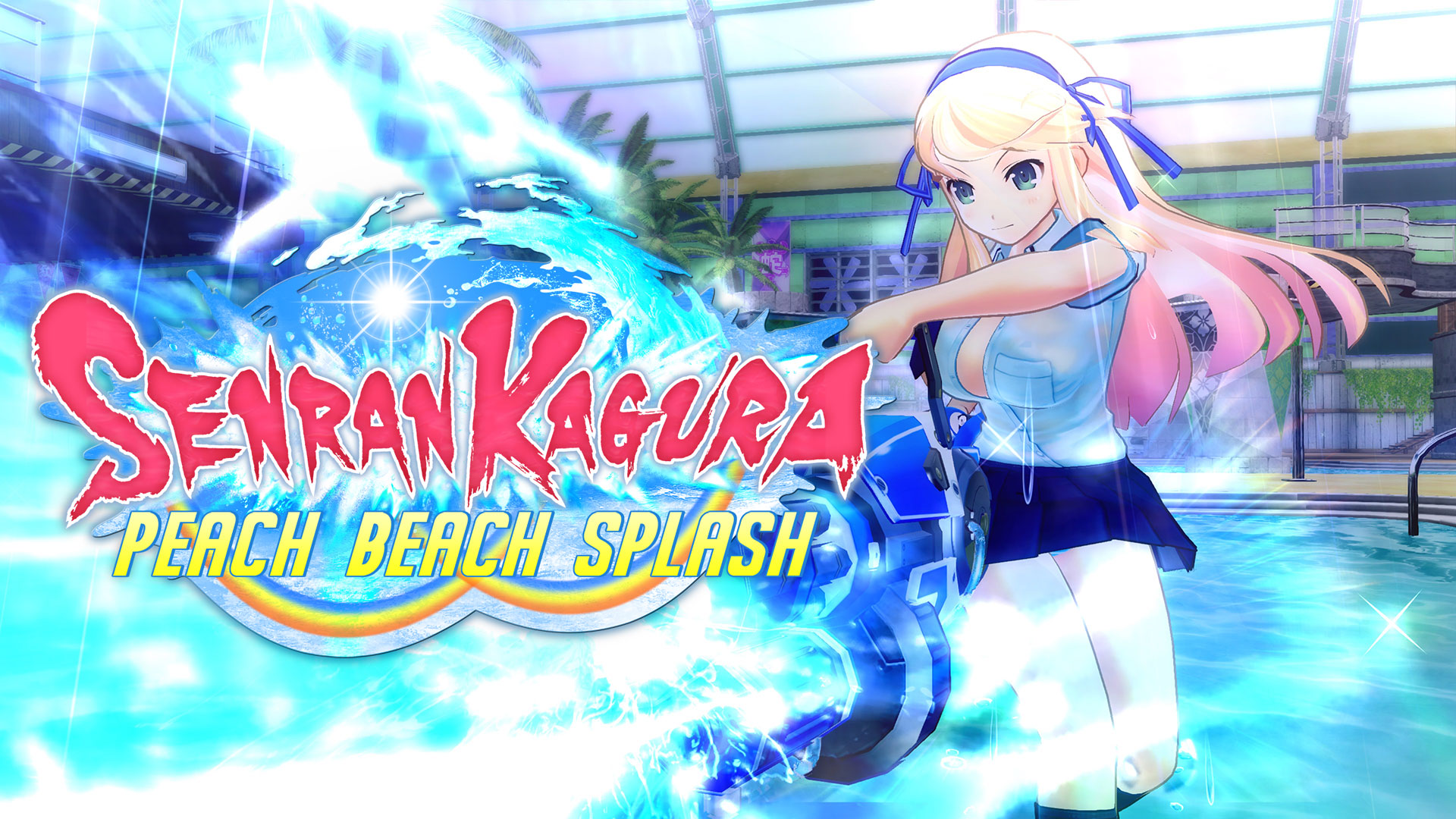 SquareXO Review Senran Kagura Peach Beach Splash