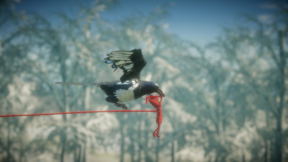 Unravel PS4 Review by Shaun Sannerude