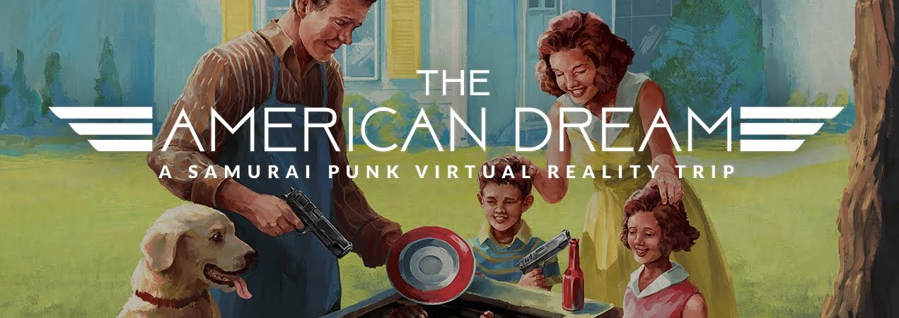 The American Dream – PSVR | Review | SquareXO