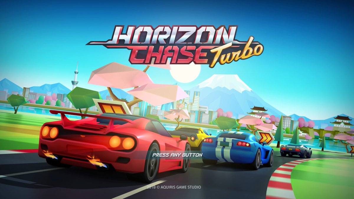 Horizon Chase Turbo | Review PS4