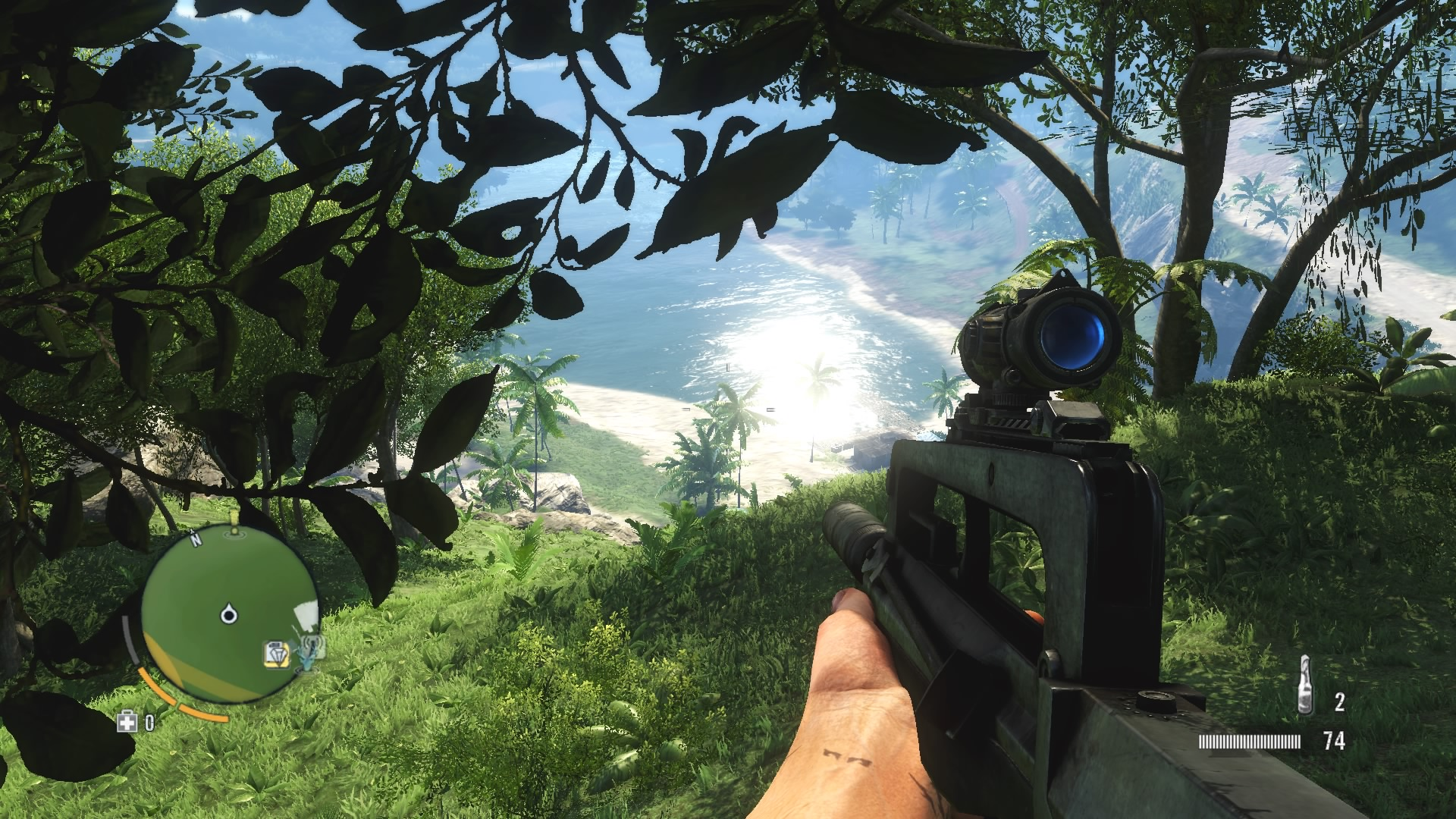 Far Cry 3 Classic Edition Ps4 Review Squarexo