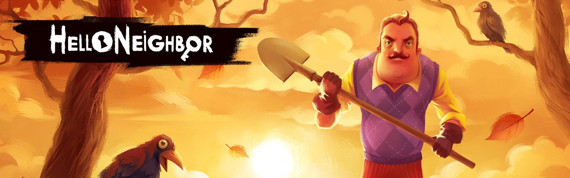Hello Neighbor – PS4 | Review | SquareXO